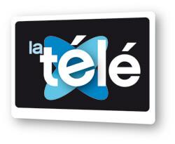 Logo LaTélé