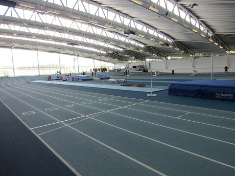 Lee Valley Athletics indoor track