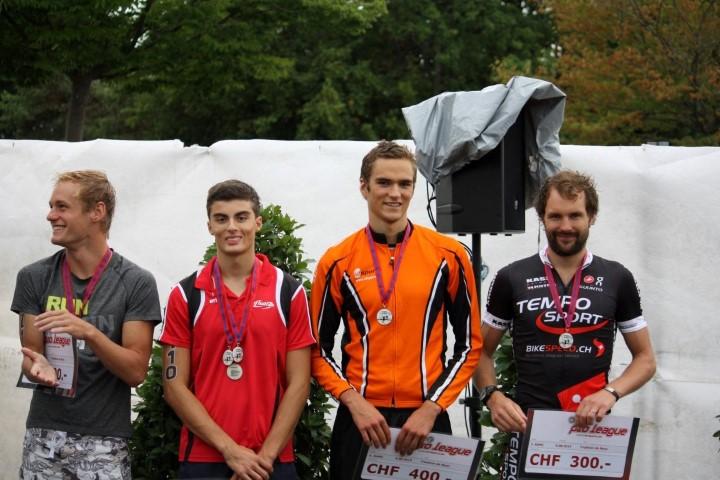 2015 Nyon podium