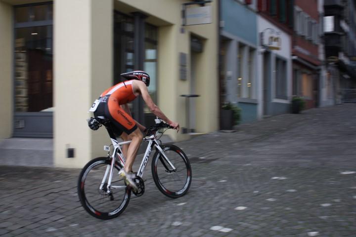Zytturm 2016: départ vélo