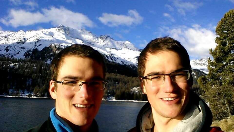 Engadin 2014. Jean-Claude et Daniel