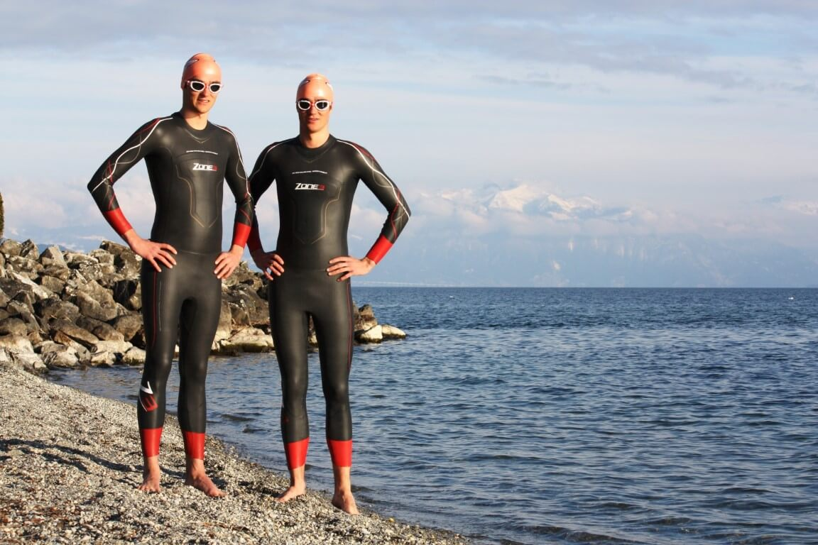 Daniel et Jean-Claude Besse, Zone3 Wetsuits