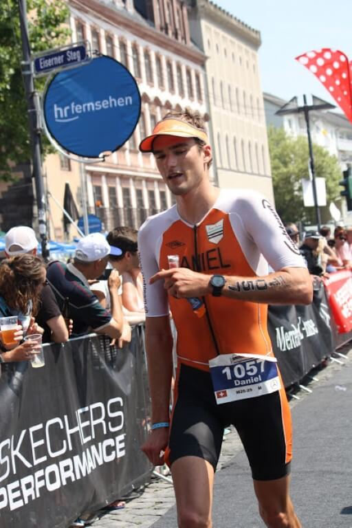 Frankfurt Run Start