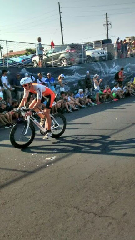 Kona 2017: départ vélo