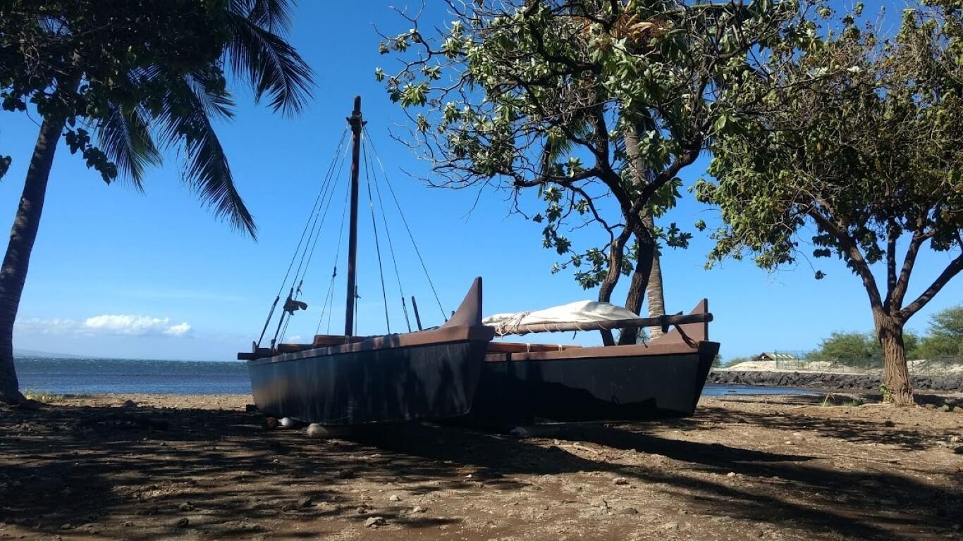 Kona 2017: boat