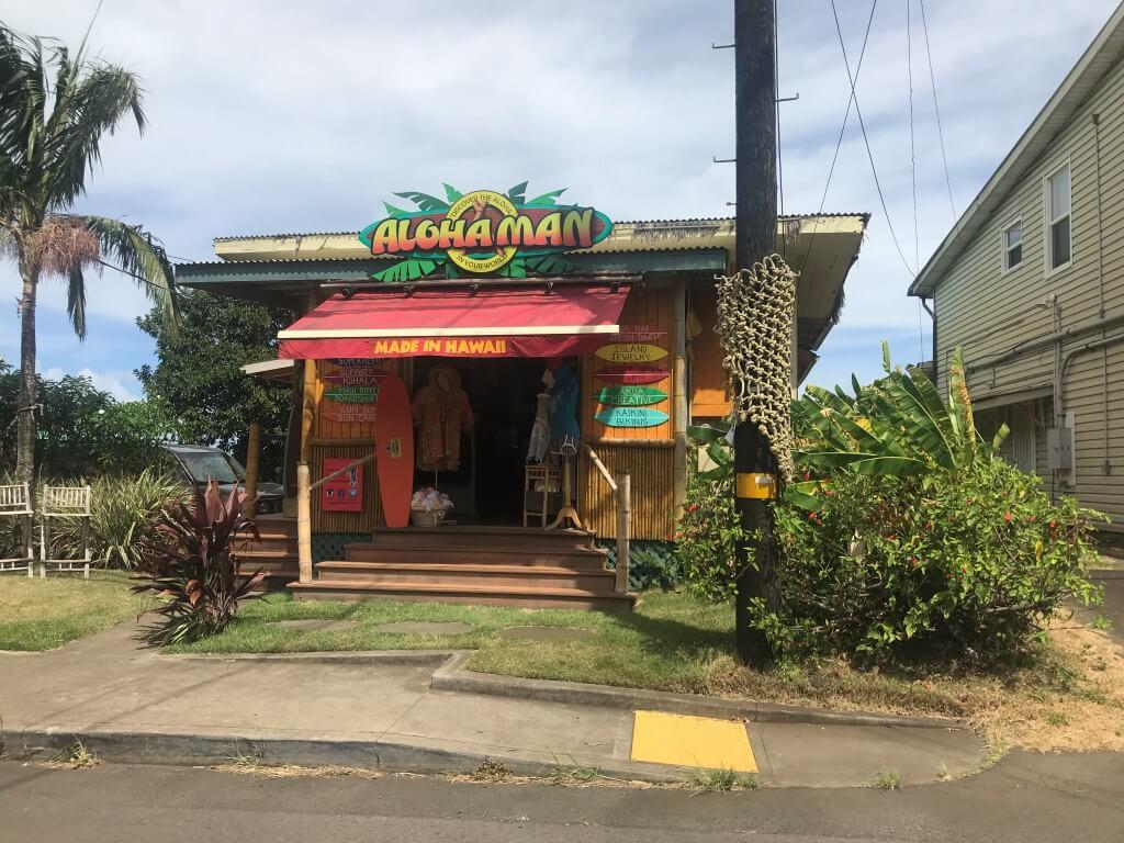 Kona AlohaMan