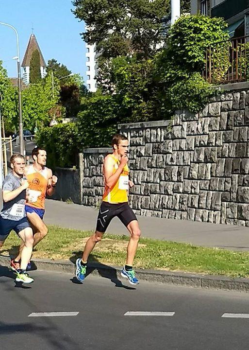 20km Lausanne 2017: Daniel