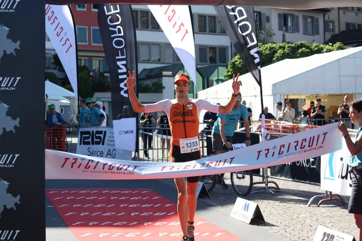 2017 Zug: finish