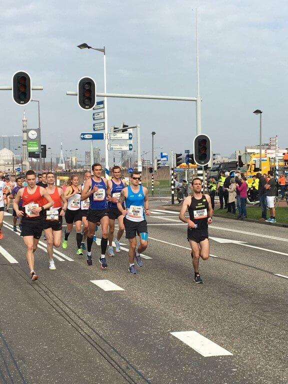 Rotterdam 2018 start