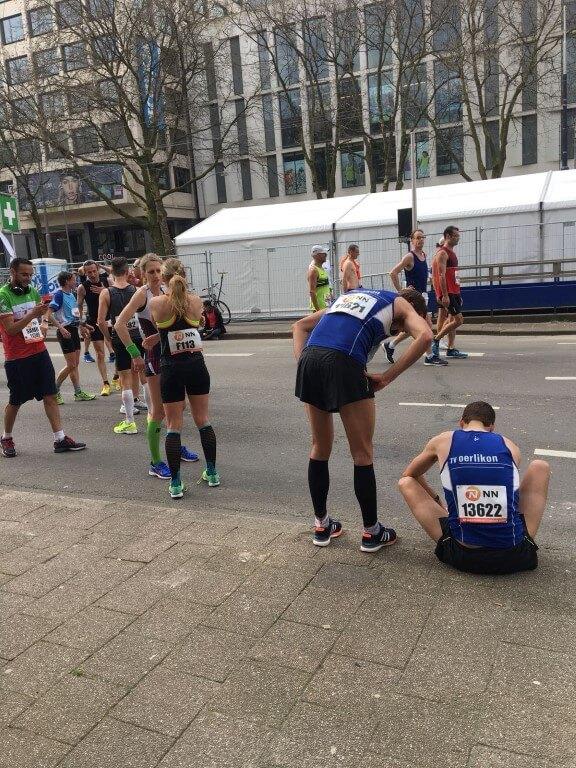 Rotterdam 2018 tired