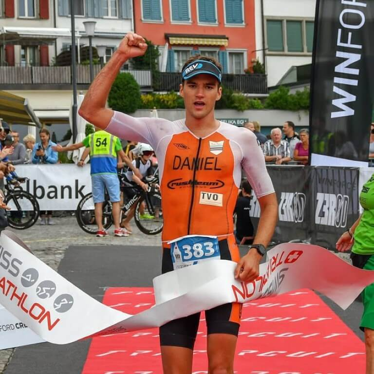 2018 Zug finish