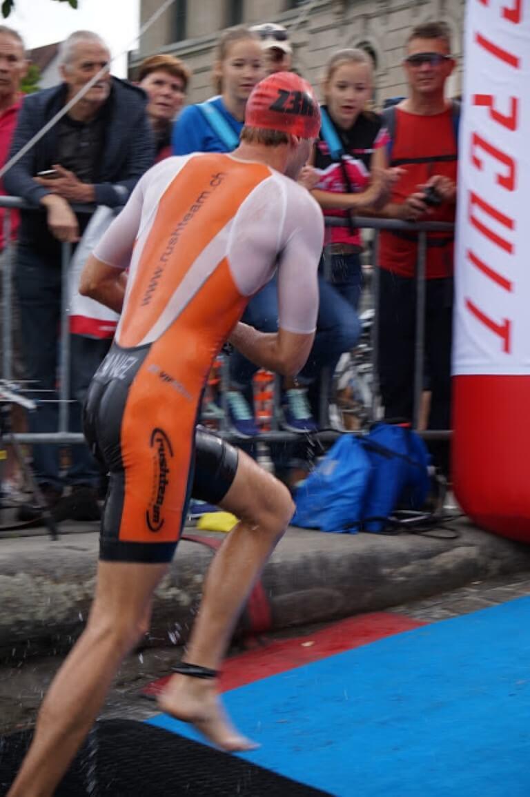 2018 Zug swim