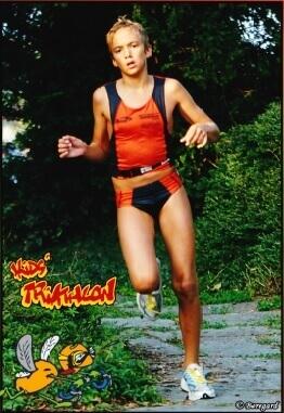 Kids Triathlon Vevey 2004